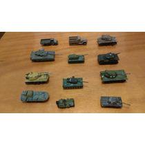 Tanques Militares Escala Ho Lote