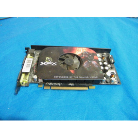 Placa De Video Gf6800 Xfx Pci-e Ddr3 256bits 256mb Luxo