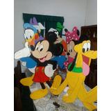 Figuras De Mickey Y Sus Amigos En Anime