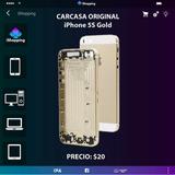 Carcasa - Chasis Iphone 5s Gold