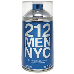 Carolina Herrera 212 Nyc Seductive Body Spray Masculino Blz