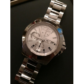 Relógio Longines Conquest Chronograph Automático L3.662.4