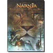 Livro - As Crônicas De Nárnia - O Leão, A Feiticeira E O ...