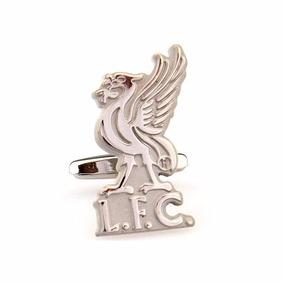 Mancuernillas Gemelos Liverpool Logo Club Football B4