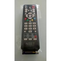 Controle Remoto Original Net Digital/universal Com 2 Pilhas