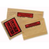 Sobres Adhesivos De Lista De Empaque 5.5 X 10