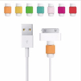 Cable Usb Iphone 4 4s Ipod Y Ipad + 1 Protector