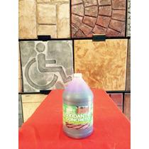Oxidante Para Concreto / 4 L / Color Gris