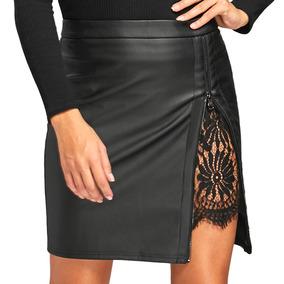 Falda Negra Corta De Cuero - Ropa y Accesorios en Mercado Libre Colombia 9e790f1ba0bf