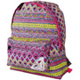 Mochila Roxy Sugar Baby Surf Side Rosa
