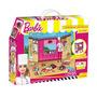 Barbie Massinha Food Truck Comidas Japonesas E Sushi - Fun