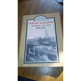 Estructura Socioeconomica De México 1970-1993 - A. Saldivar