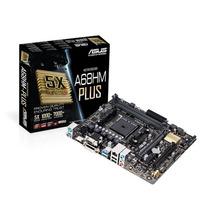 Asus A68hm-plus Socket Fm2+ Amd Video Radeon Ddr3 Usb 3 Hdmi
