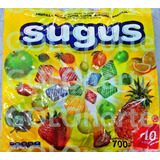 Caramelos Masticable Sugus Surtidos X Bolsa 700 Gr Sin Tacc