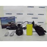 Lanterna Led T6 Farol Bike Cabeça 2200000 W Com Zoom +barato