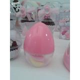 Lembrancinha Festa Stella Angry Birds Ovo Rosa Kit Com 20uni