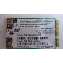 Placa Wi Fi Toshiba Satellite A205 Original