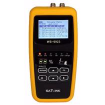 Localizador De Satelite Digital Profissional Satlink Ws-6923