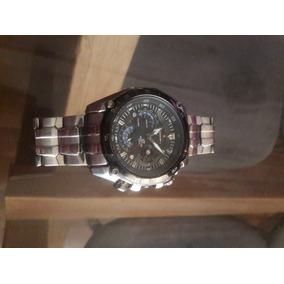 4169a87f8386 Reloj Casio Edifice Ef 550 Red Bull (acero Negro) - Relojes Pulsera ...
