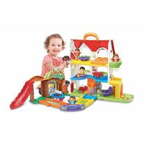 Mi Casa Magica Luces Y Sonidos Vtech Baby Niños 1-5 Años