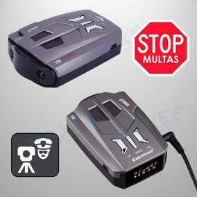 Detector De Radar Móvel Veicular Alerta Sonoro E Visual V9