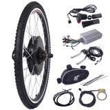 26 48v 1000w Eléctrico Ciclo Conversión De La E-bici Kit