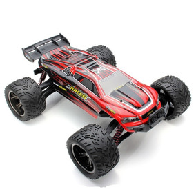 Camioneta Monster Rc S912 Luctan 1/12 38 Km/h Supersónico