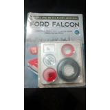 Revista Ford Falcon Para Armar Fasiculo 3