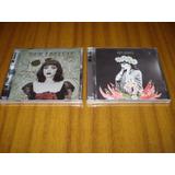 2cd+2dvd Mon Laferte / La Trenza Y Vol.1 (nuevo Y Sellado)
