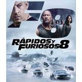 Blu Ray Pelicula Rapidos Y Furiosos 8 Nuevo Stock Original
