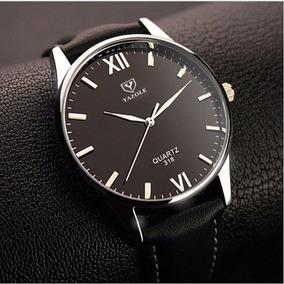 3baf602d017 Relogio Social Masculino Preto - Relógios De Pulso no Mercado Livre ...
