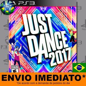 Just Dance 2017 Ps3 Código Psn Português Envio Imediato