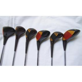 Juego De Palos De Golf Lynx Y Ping Mizuno Northwestern