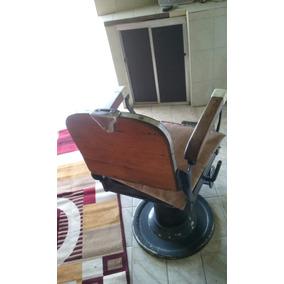 Cadeira Cabeleireiro Barbeiro Reliquia
