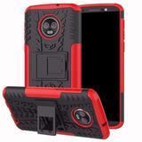 Capa Anti Impacto Celular Motorola Moto G6 Plus 5.9 Xt1926