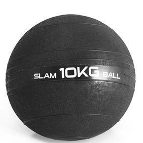 Slam Ball Liveup 10 Kg P/ Exercícios De Crossfit