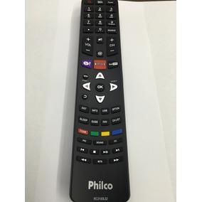 Controle Tv Philco Smart Original 3d Rc3100l02 Netflix Yahoo