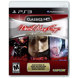 Juego Devil May Cry Hd Collection Digital Original Ps3