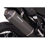 Escape Remus Carbono Honda Crf 1000 L Africa Twin Akrapovic