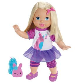 Little Mommy-fala Comigo Mattel X1030