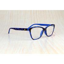 Armação Óculos De Grau Ana Hickmann Ah6197 Feminino