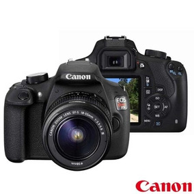 Canon T5 Premium Kit +18-55mm +55-250 +32gb Sdhc Sandisk
