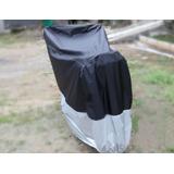 Cobertor De Motocicleta Impermeable C/protección Uv Y Bolsa