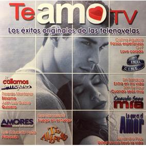 Cd Tv Ricardo Montaner Luis Eduardo Aute Ov7 Alexandre Pires