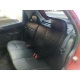Capa De Banco Couro Ecologico Chevrolet Prisma 2007/2012