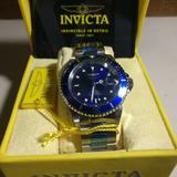 Invicta 9094ob Pro Driver Reloj Automático Original Wr 200m