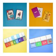 Libros Móviles + Didacticartas Para Aprender A Leer