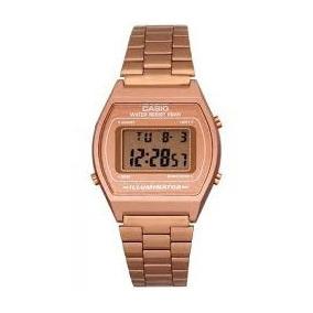 5da4ec98dfa7 reloj casio cobre