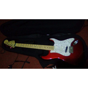 Guitarra Stratocaster Fender Made In Usa (tmbn Permuto)
