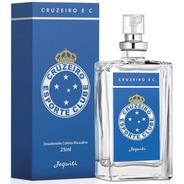 Perfume Do Cruzeiro Jequiti 25ml Série Times De Futebol